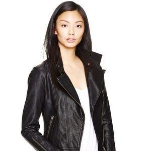 Aritzia Mackage Kenya Leather Jacket in XXXS